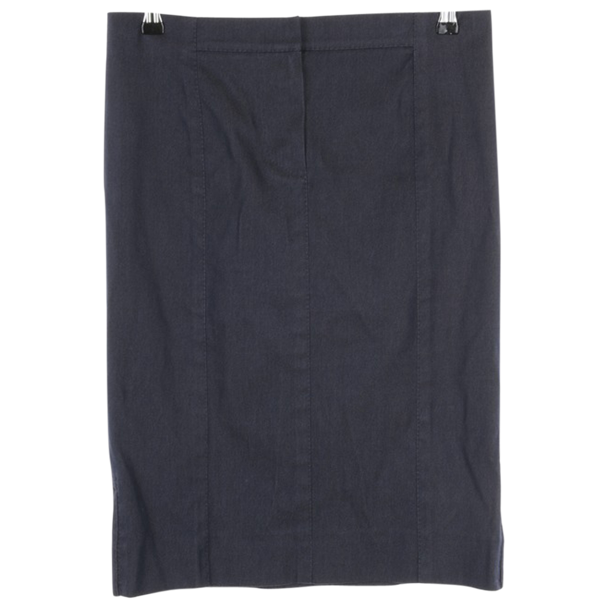 Louis Vuitton - Jupe   pour femme en coton - bleu