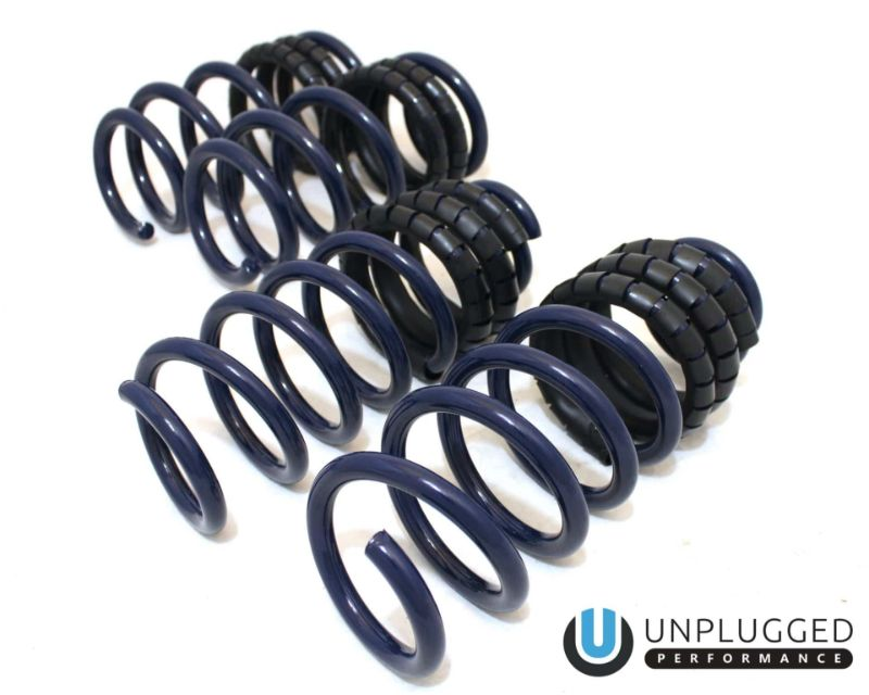 Unplugged Performance UP-LSP-MLD-T3 Dual Rate Lowering Spring Set Mild RWD Tesla Model 3