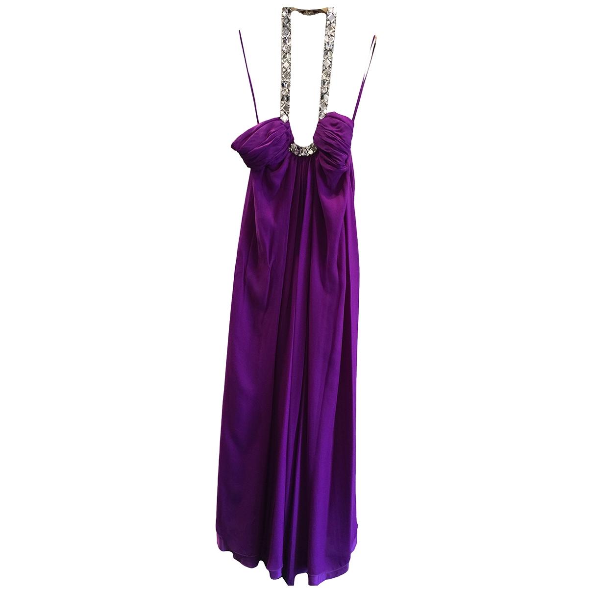 Vestido de Seda Dsquared2