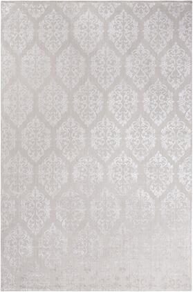 Tidal TDL-1018 9' x 13' Rectangle Traditional Rugs in Cream