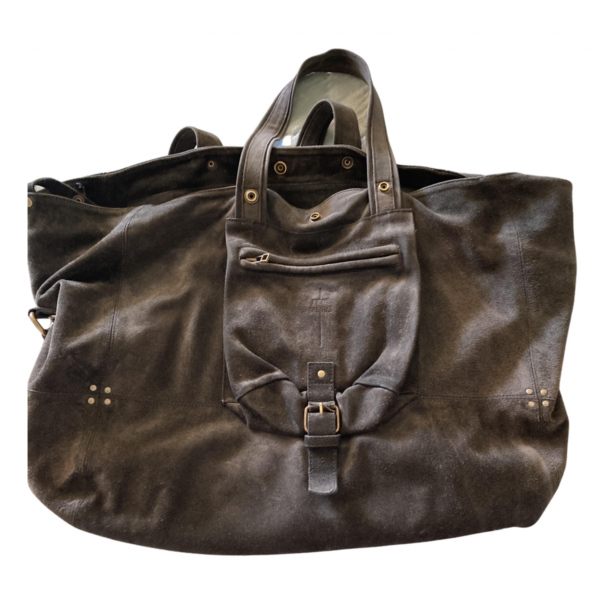 Bolso  Billy de Cuero Jerome Dreyfuss