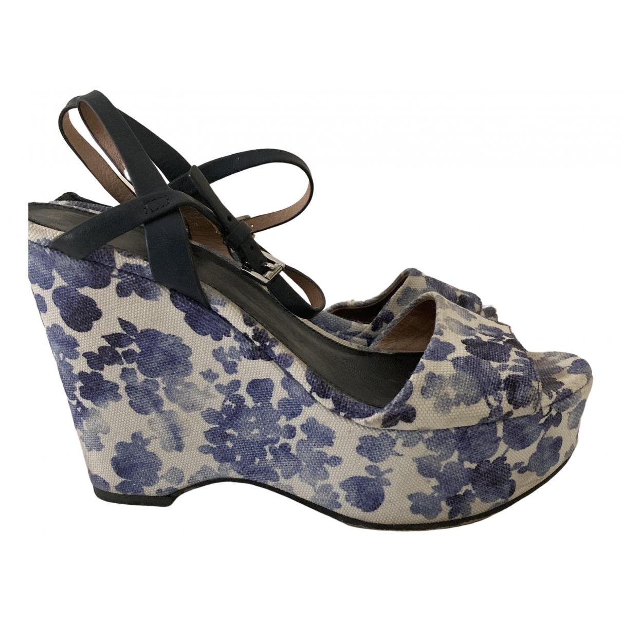 Michael Kors \N Multicolour Leather Heels for Women 39 EU