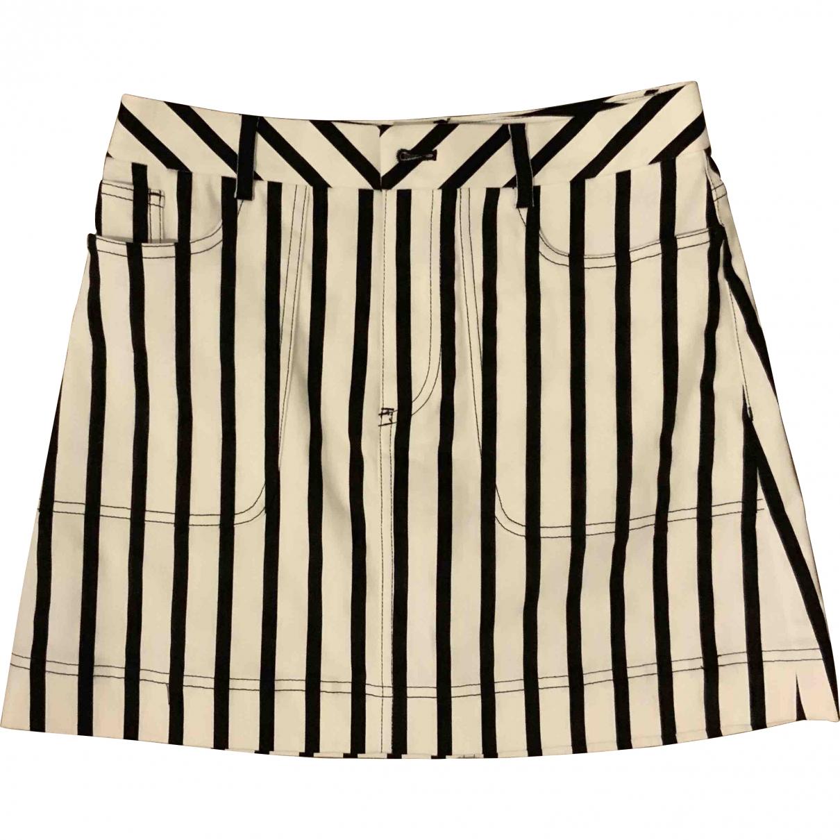 Alice & Olivia \N Cotton skirt for Women 2 US