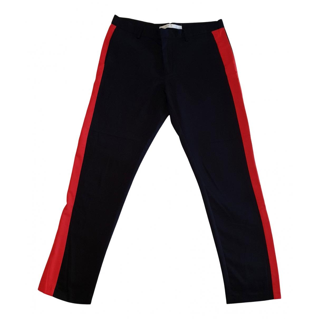 Zara \N Black Trousers for Men 40 FR