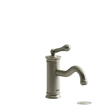 Antico AS01BN-05 Single Hole Lavatory Faucet 0.5 GPM  in Brushed