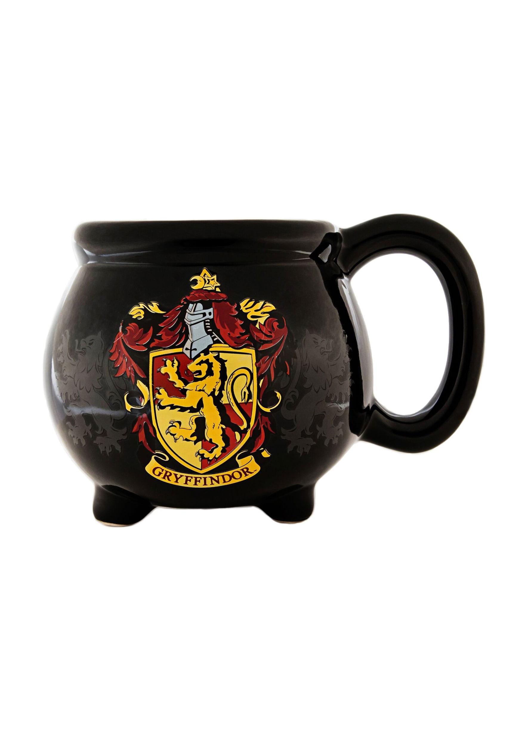 Harry Potter Gryffindor Crest Sculpted Drink Mug