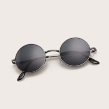 Men Metal Frame Sunglasses