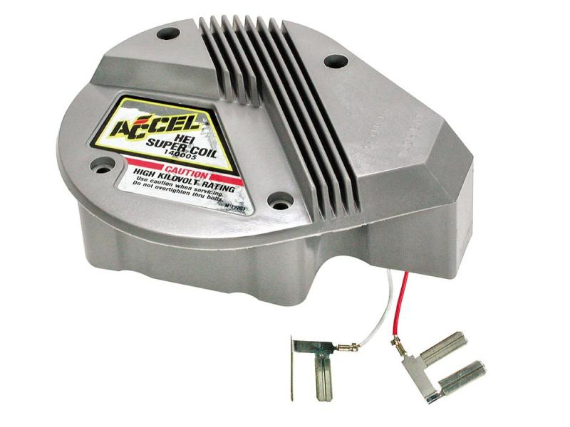 Accel 140005 GM HEI SUPERCOIL RED & WHITE