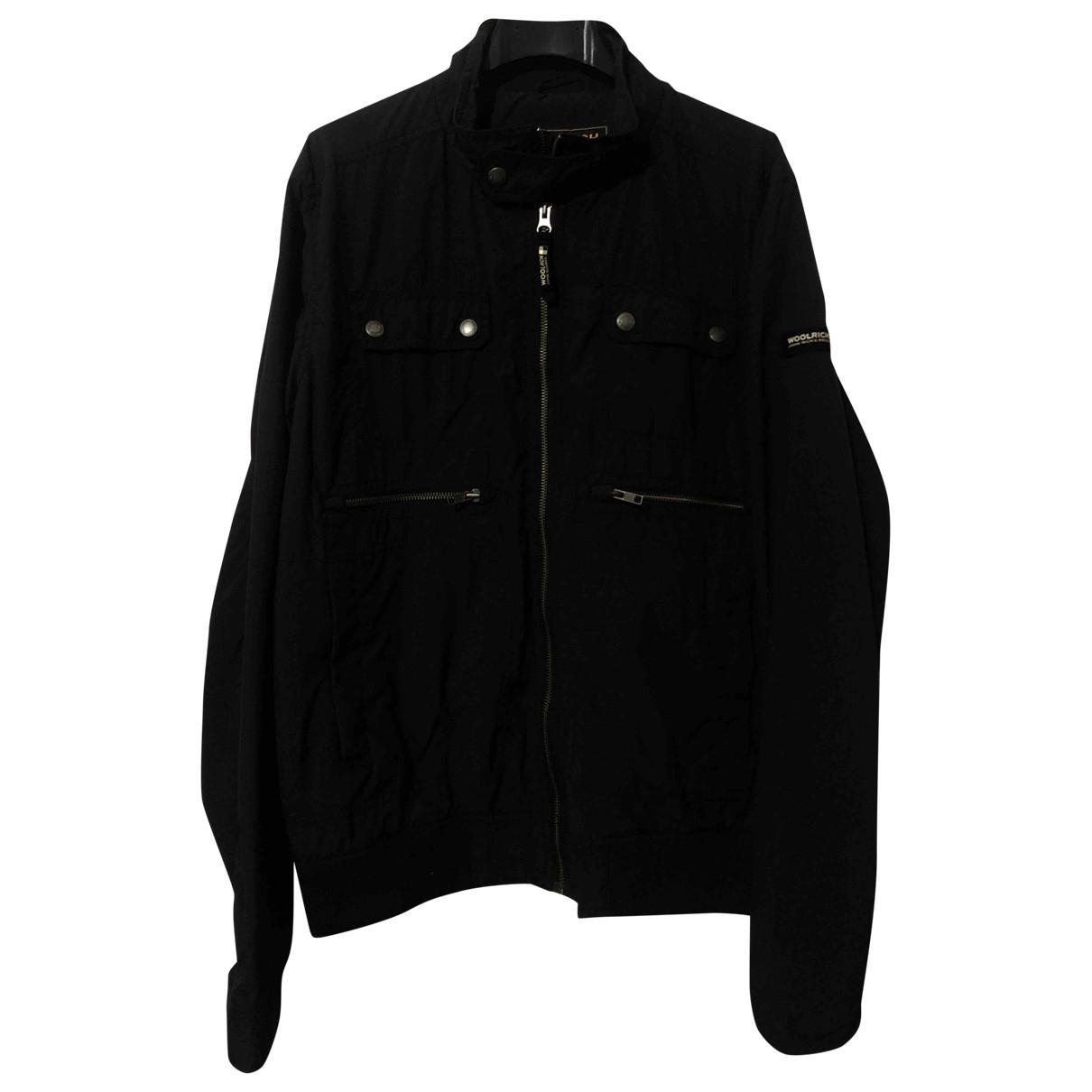 Woolrich \N Blue jacket  for Men L International