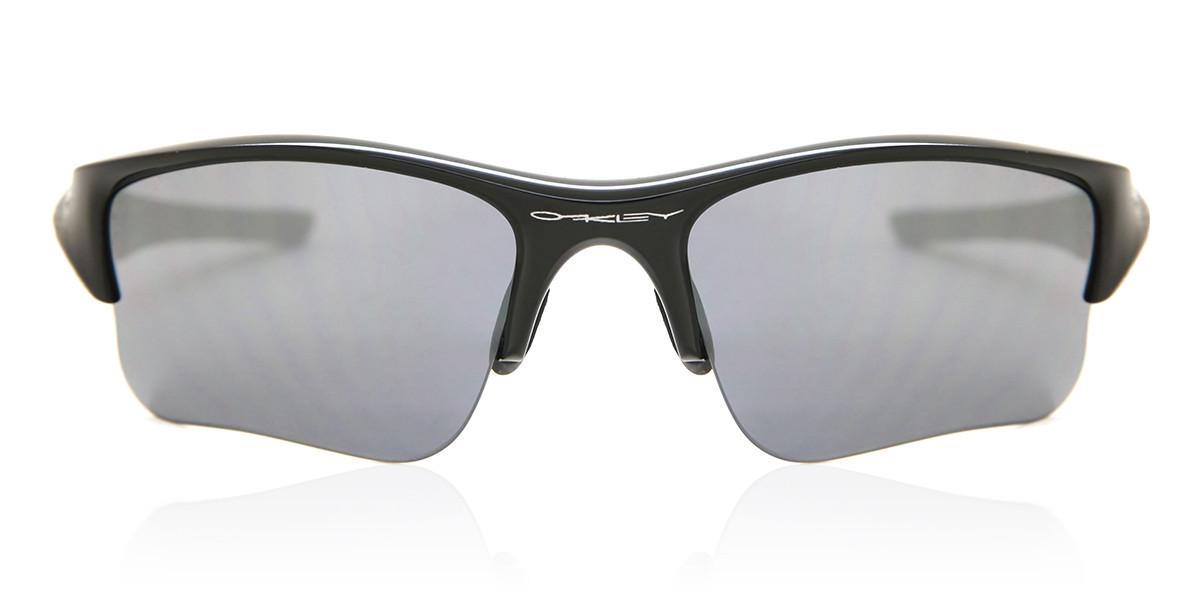 Oakley OO9009 FLAK JACKET XLJ 03-915 Men's Sunglasses Black Size 63