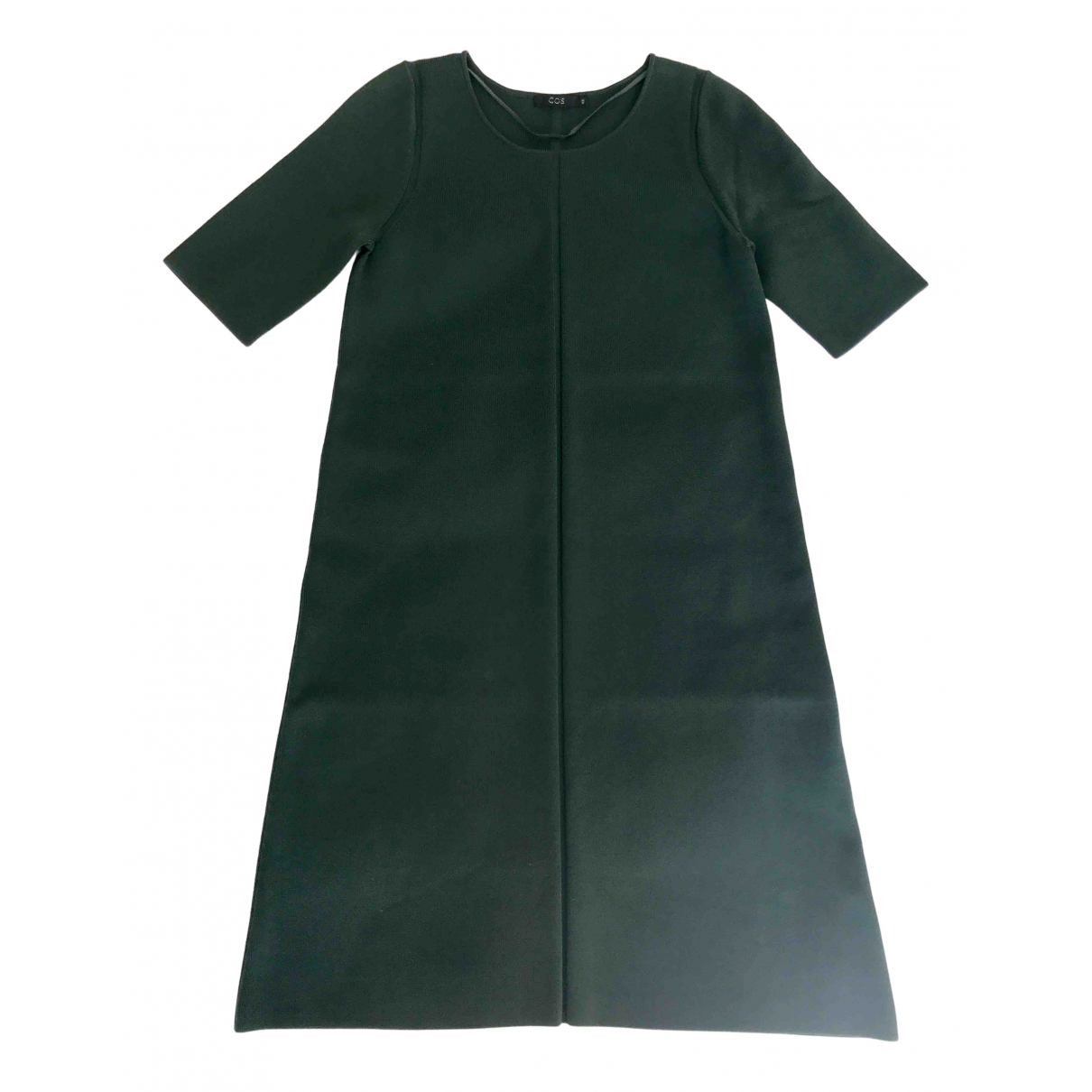 Cos N Green Cotton - elasthane dress for Women XS International