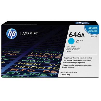 HP 646A CF031A cartouche de toner originale noire