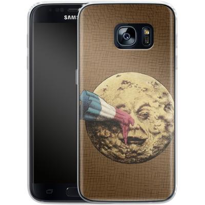 Samsung Galaxy S7 Silikon Handyhuelle - Summer Voyage von Eric Fan