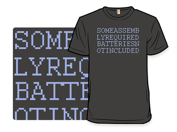 Some Assembly T Shirt