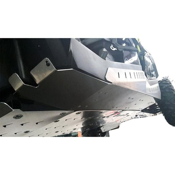 AFX Motorsports SKI066-A Rock Sliders Kit - 4-Piece Can-Am Maverick 1000 4-Seater