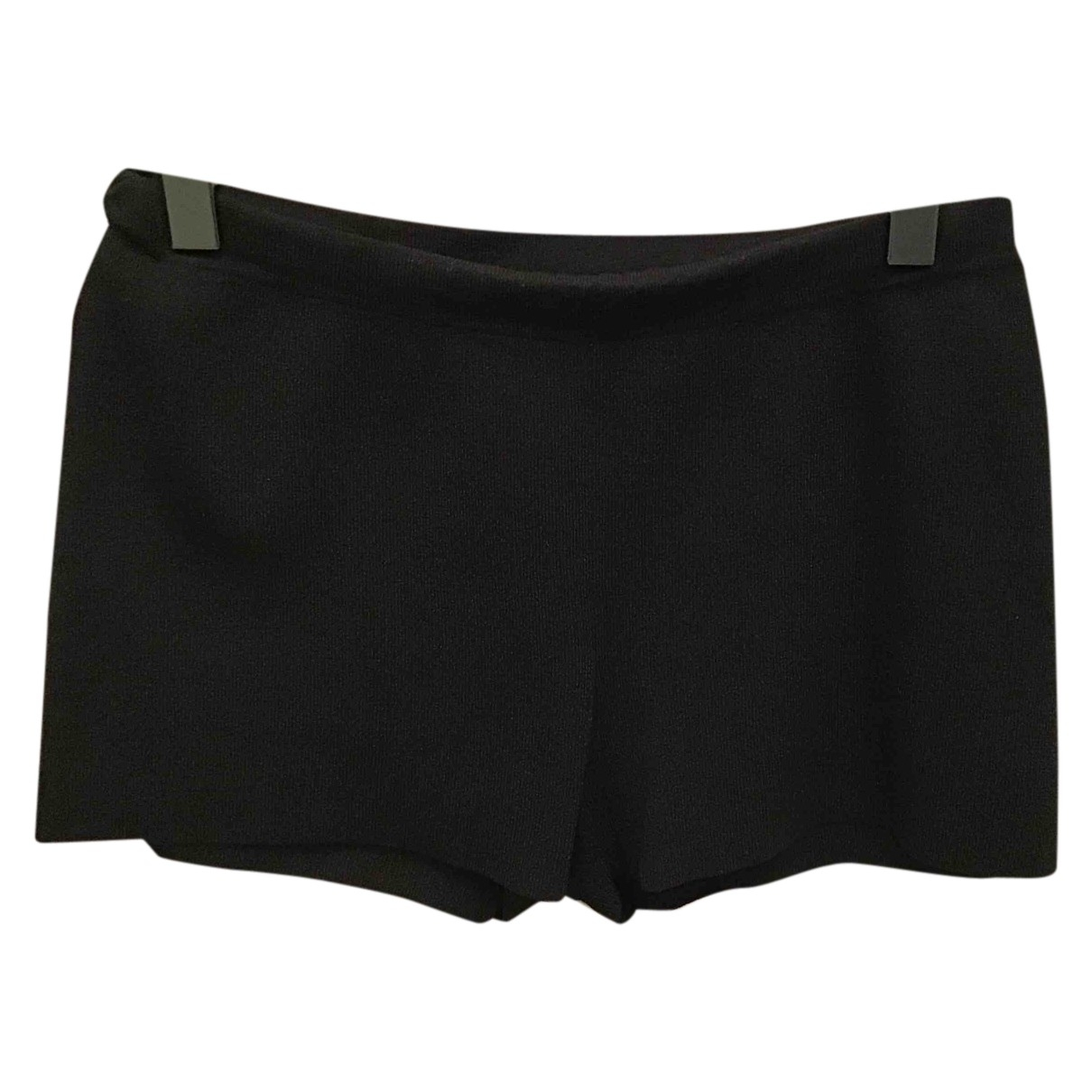Dries Van Noten \N Shorts in  Schwarz Viskose