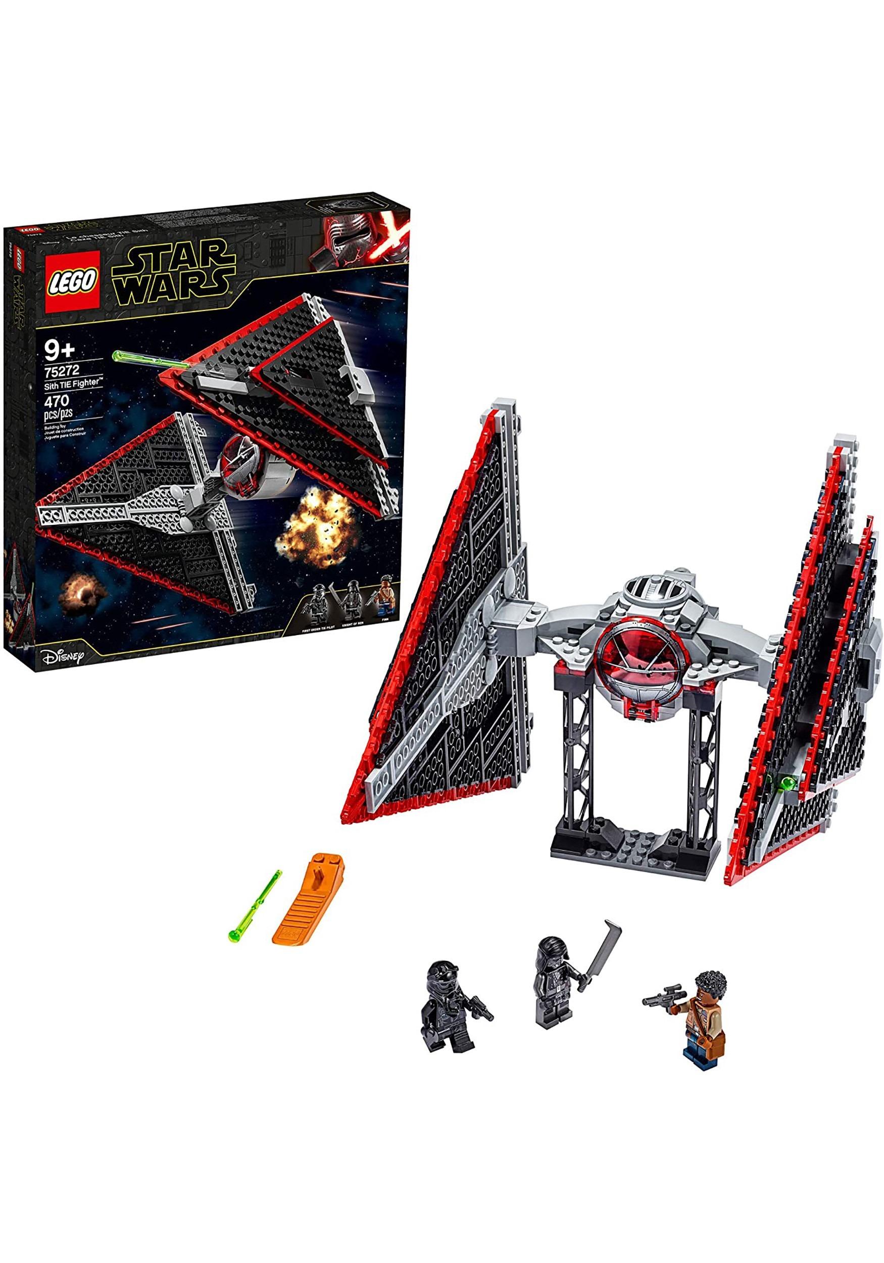 LEGO Star Wars Sith TIE Fighter Building Set