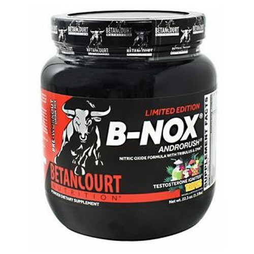 B-Nox Androrush Tropics 35 Servings by Betancourt Nutrition