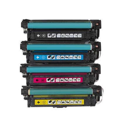 Compatible HP 647A 648A cartouche de toner combo BK/C/M/Y - Moustache�