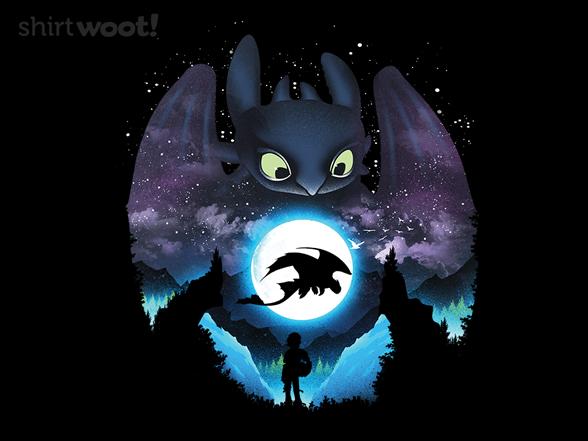 Adorable Dragon T Shirt