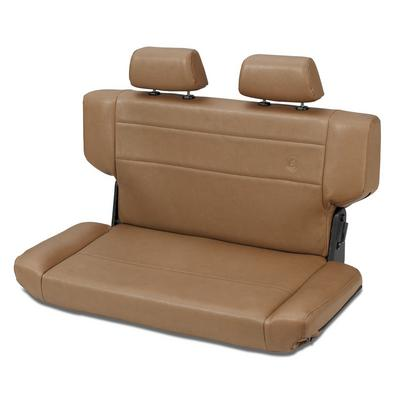 Bestop Trailmax II Fold and Tumble Rear Seat (Spice) - 39435-37