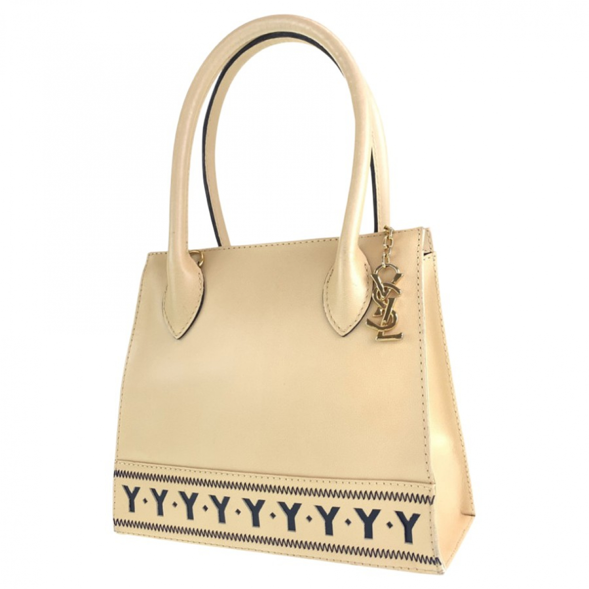 Yves Saint Laurent \N Leather handbag for Women \N