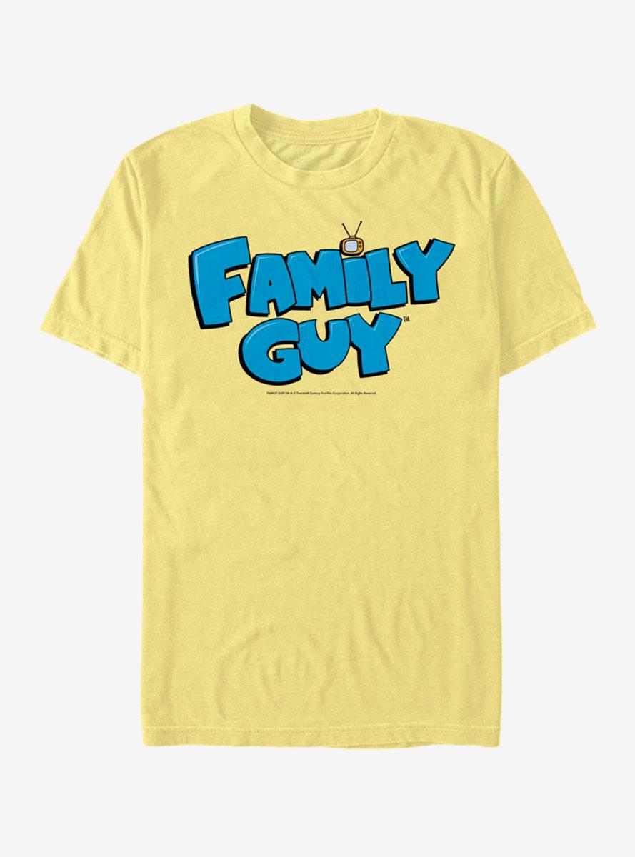 Family Guy Title Screen T-Shirt