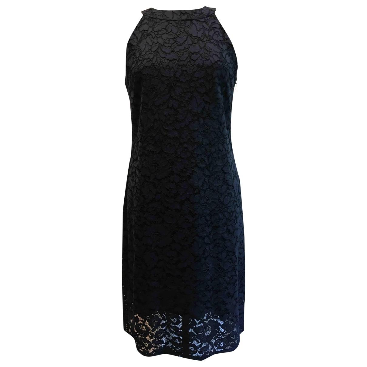 Carolina Herrera - Robe   pour femme en dentelle - bleu