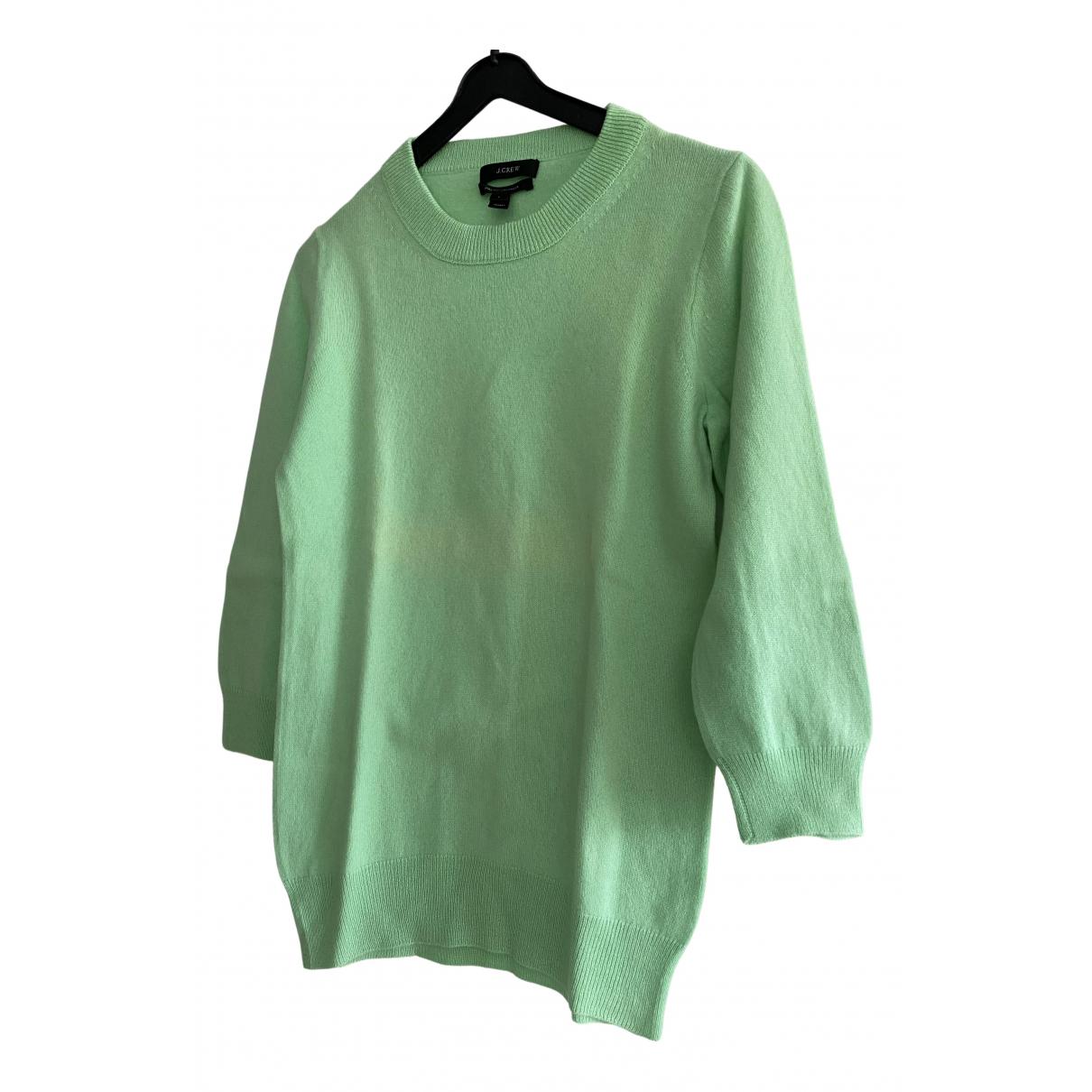 J.crew N Green Cashmere Knitwear for Women 1 US