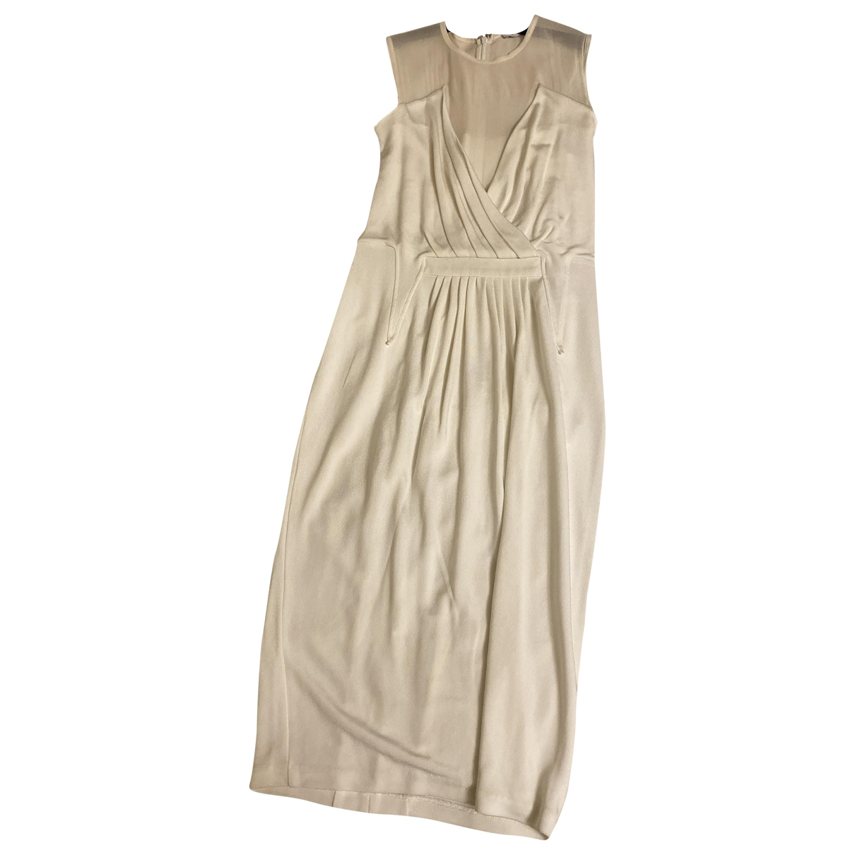 Givenchy - Robe   pour femme - blanc
