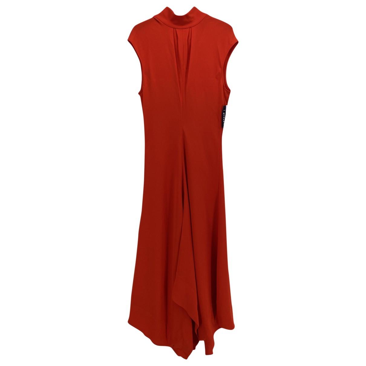 Proenza Schouler \N Kleid in  Rot Synthetik