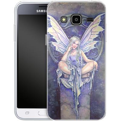 Samsung Galaxy J3 (2016) Silikon Handyhuelle - Shimmer von Selina Fenech