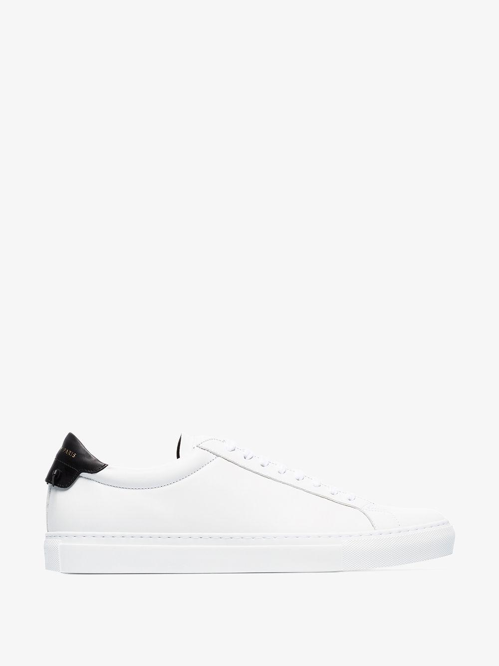 Urban Street Leather Sneakers