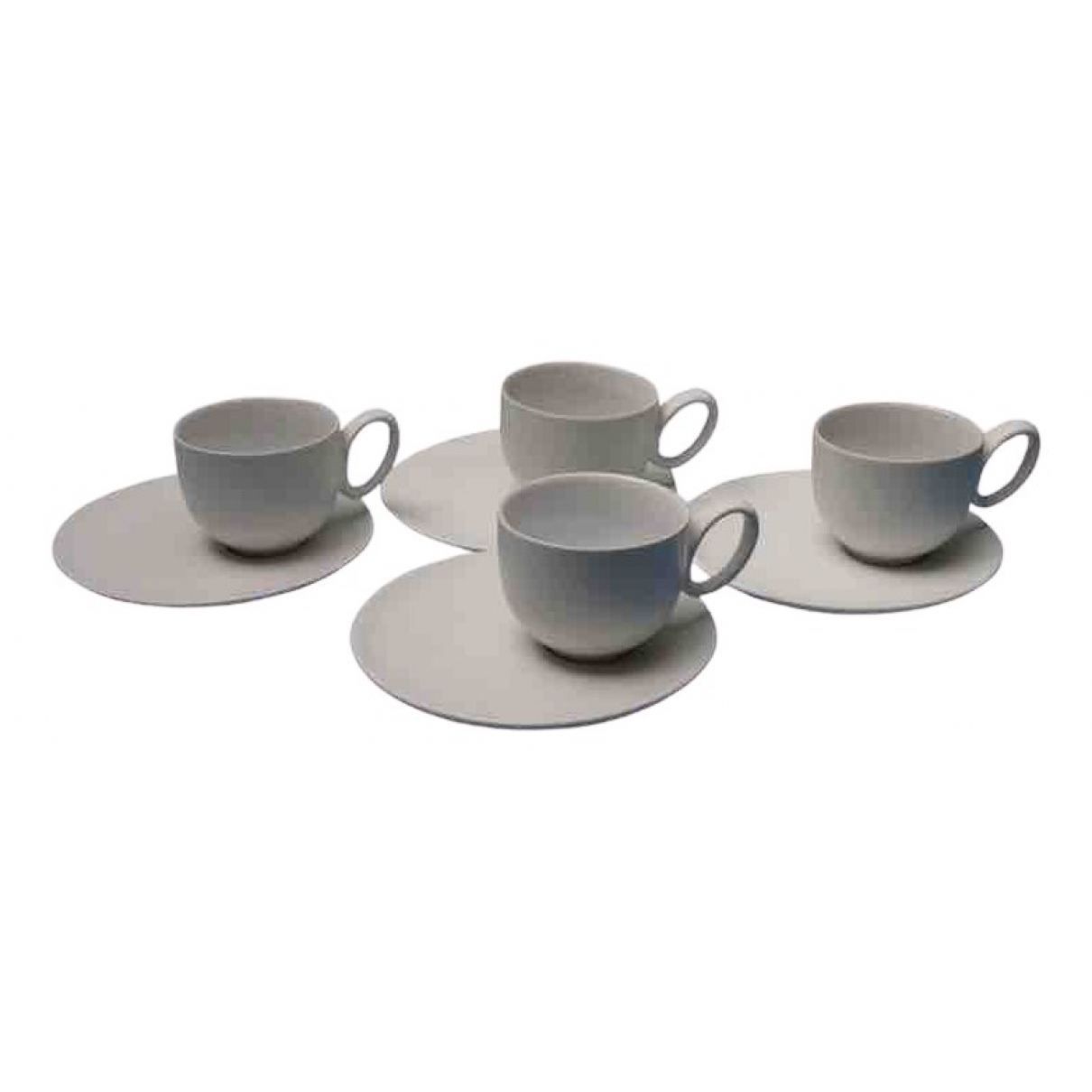 Juego de te/cafe de Ceramica Alessi