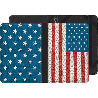 Sony Reader PRS-T3 eBook Reader Huelle - USA von Bianca Green