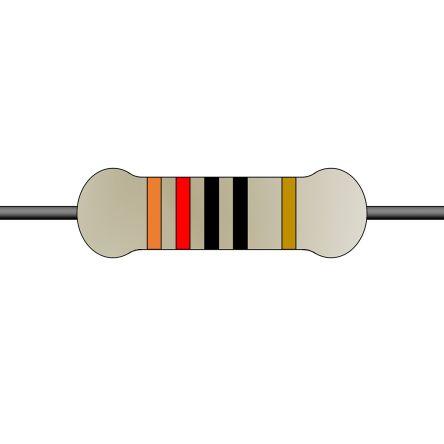 Yageo 120Ω Through Hole Fixed Resistor 10W 5% SQP10AJB-120R (500)