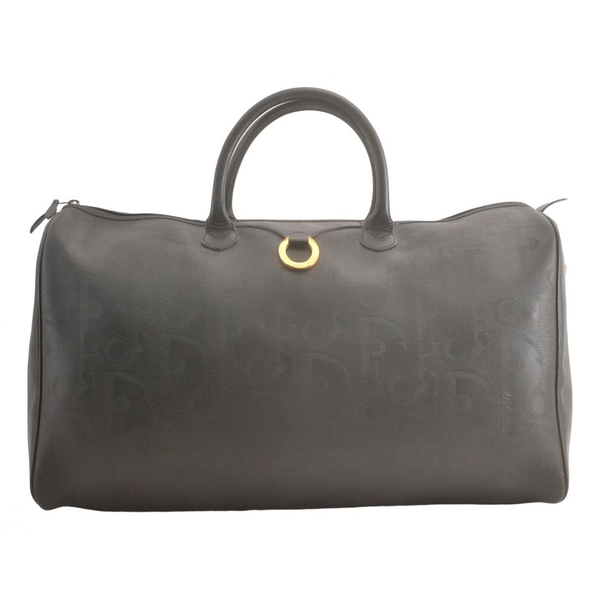 Dior - Sac de voyage   pour femme - noir