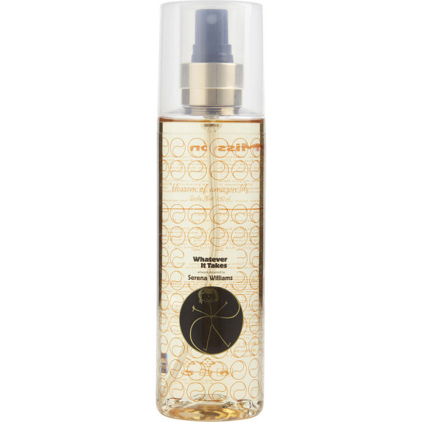 Serena Williams Blossom Of Amazon Lily - Whatever it Takes Korpernebel 240 ml