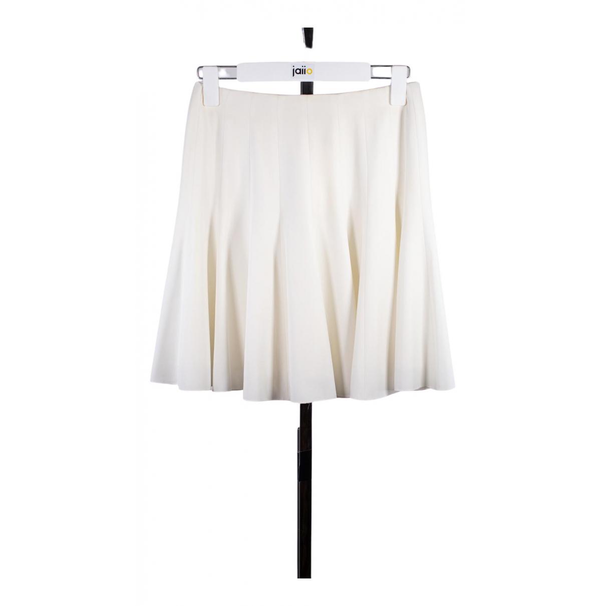 Paule Ka N White skirt for Women 36 FR