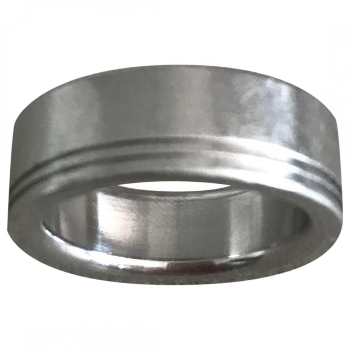 Non Signe / Unsigned \N Schmuckstuecke in  Silber Stahl