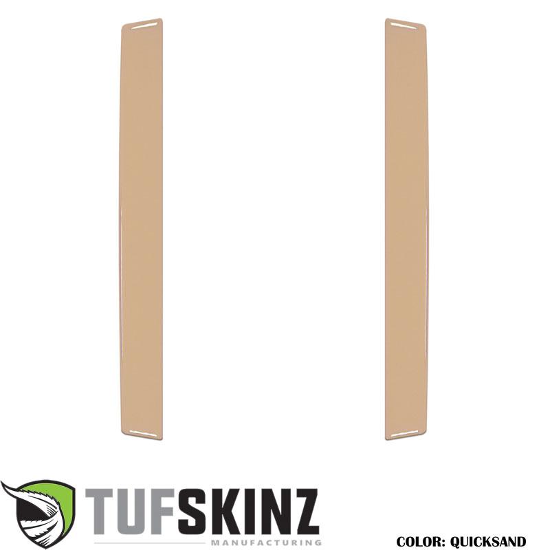 Tufskinz RUN021-GTN-G Rear Door Sills Fits 14-up Toyota 4Runner 2 Piece Kit Quicksand Tan