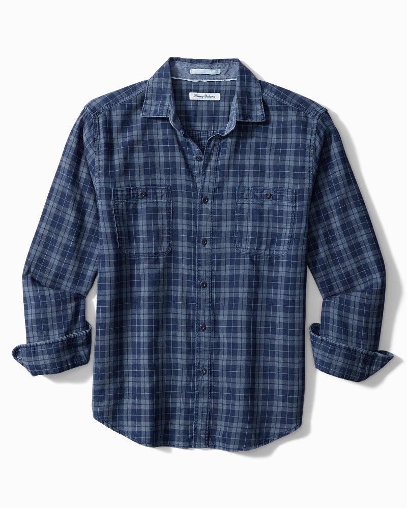 Double Indigo Shirt