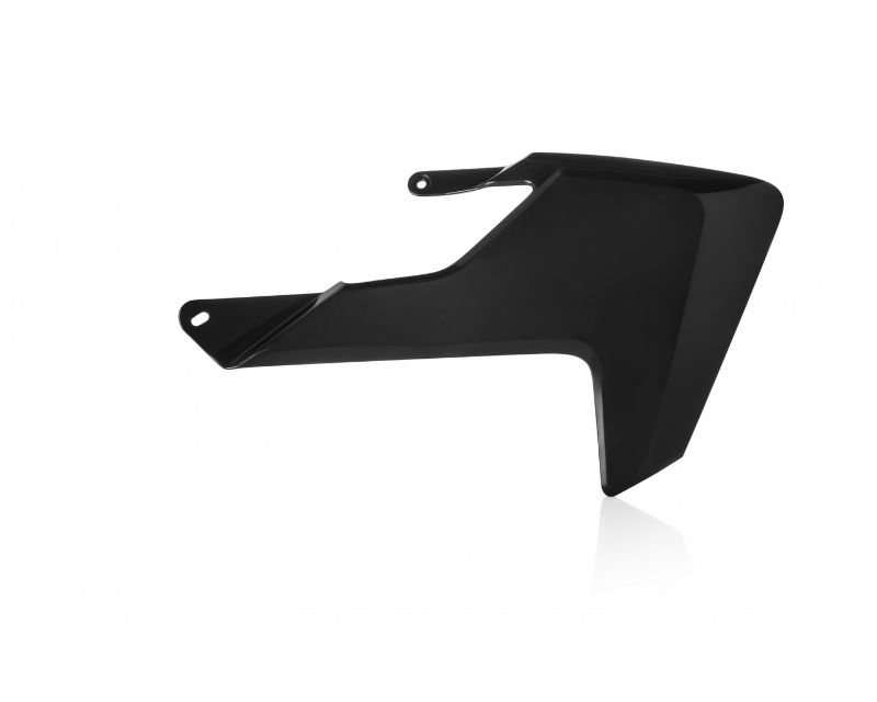 Acerbis 2732030001 Radiator Shroud Black Husqvarna TC65 17-19