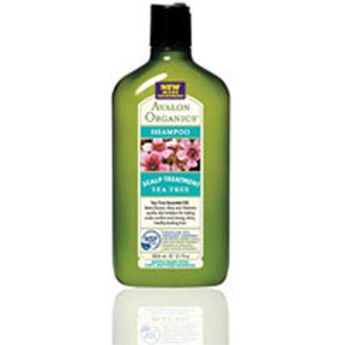 Shampoo Tea Tree Scalp Treatment 11 fl oz by Avalon Organics