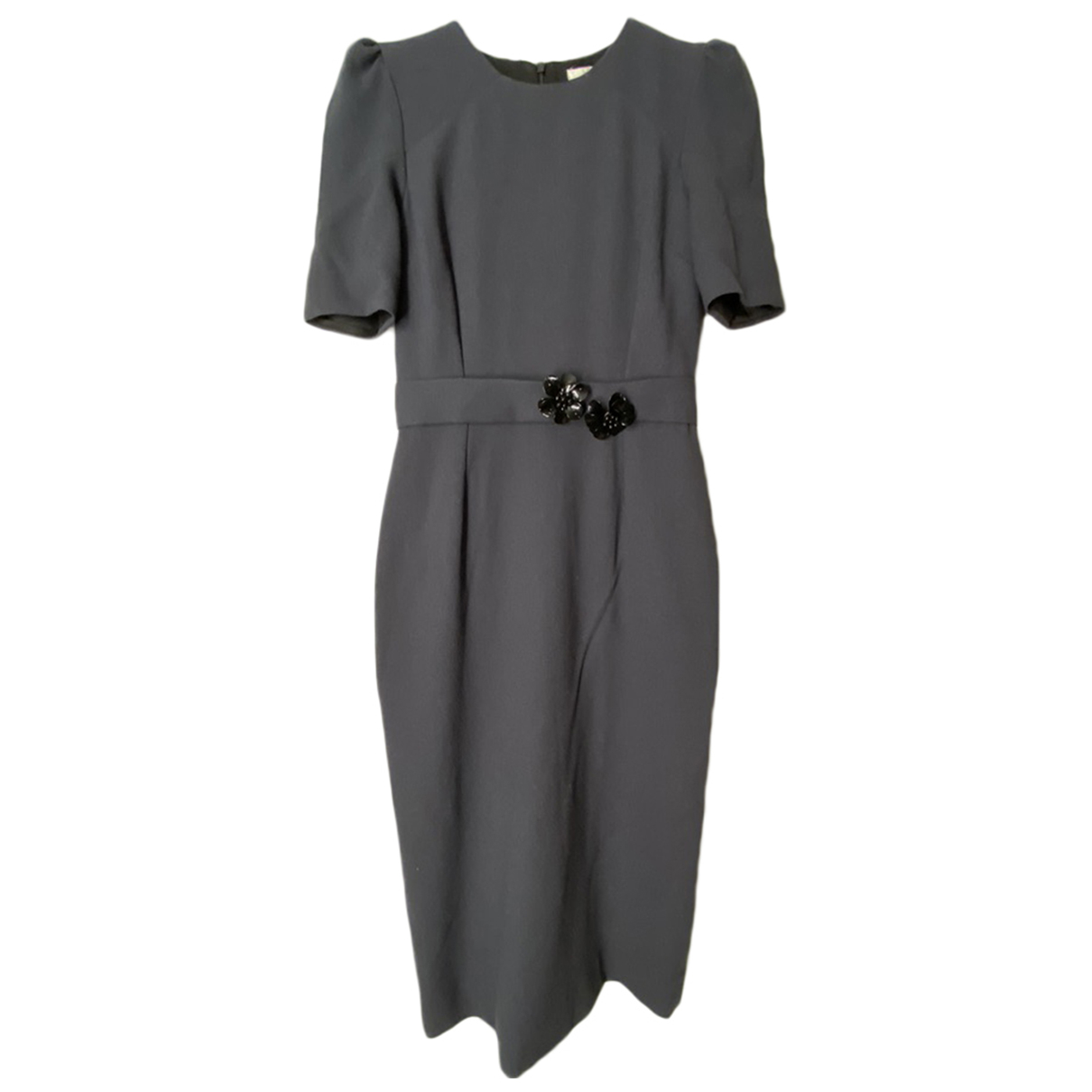 Goat N Blue Wool dress for Women 8 UK