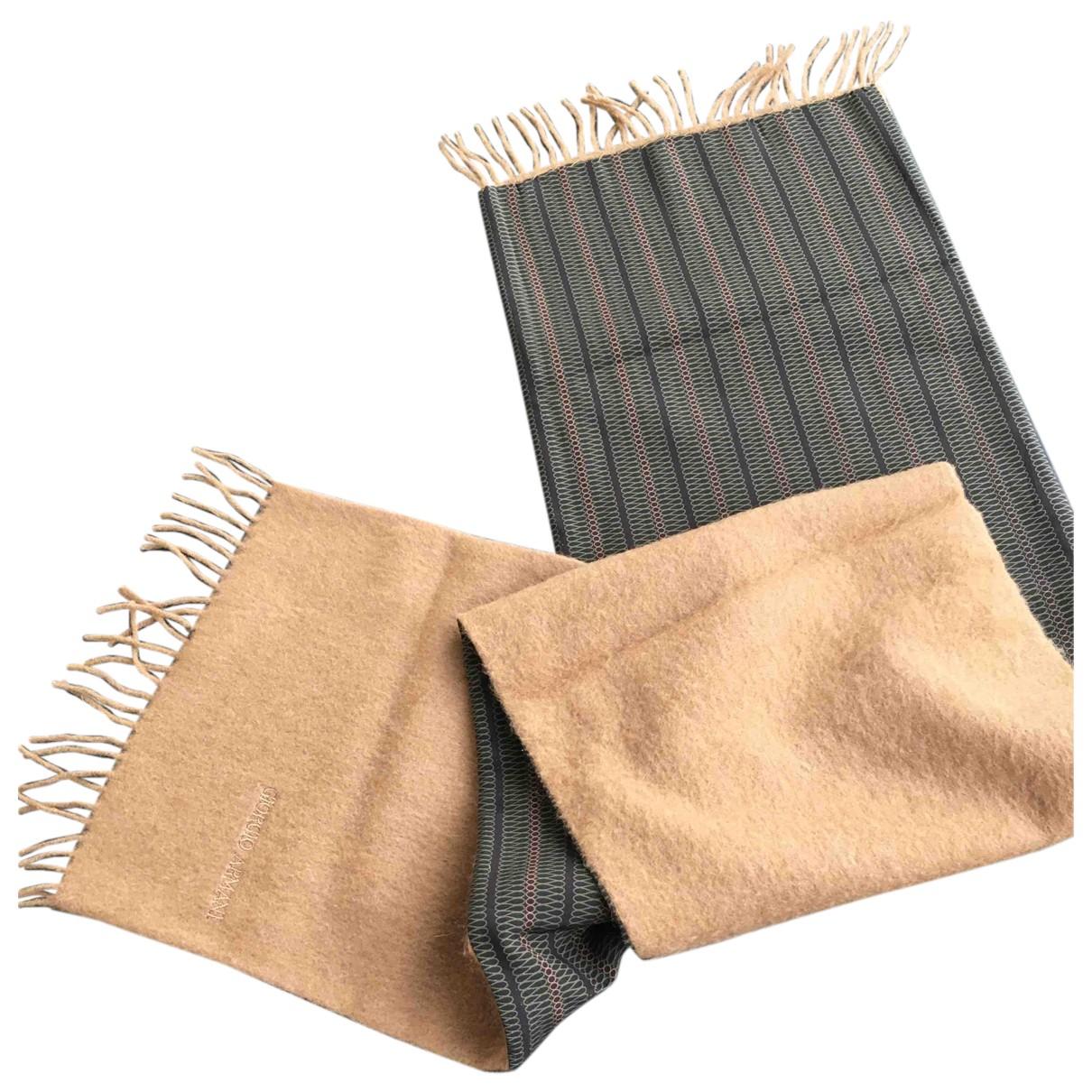 Pañuelo / bufanda de Cachemira Giorgio Armani
