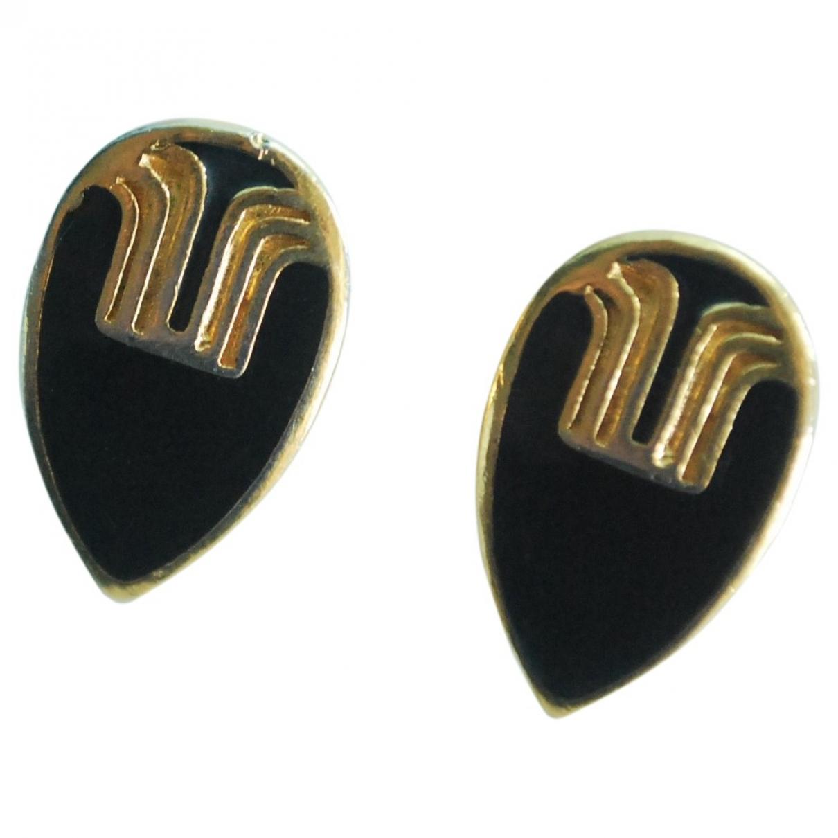 Lanvin \N Gold Metal Earrings for Women \N