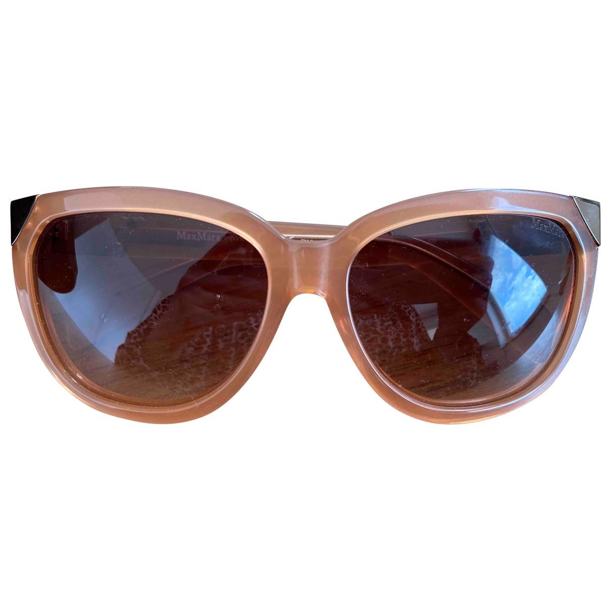 Max Mara \N Pink Sunglasses for Women \N