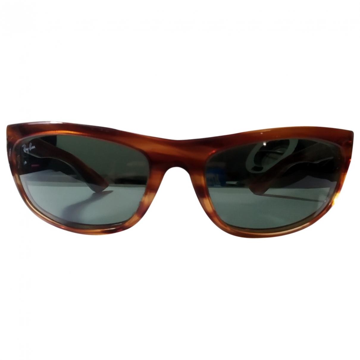 Ray-ban \N Brown Sunglasses for Men \N