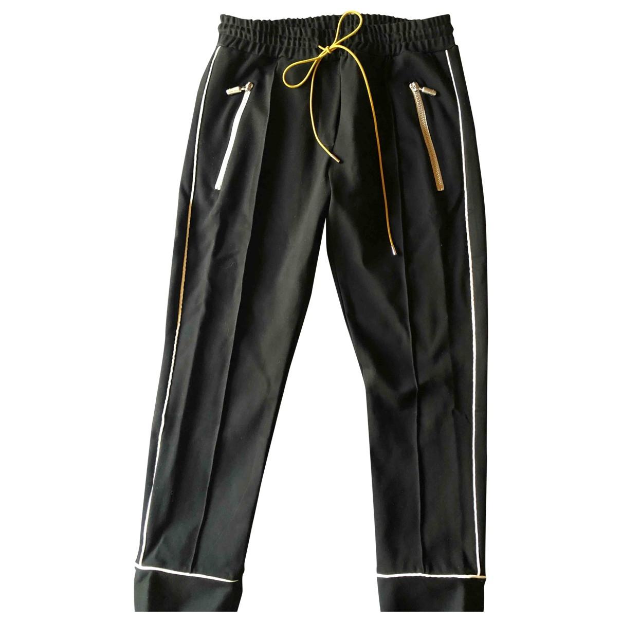 Rhude \N Black Trousers for Men M International
